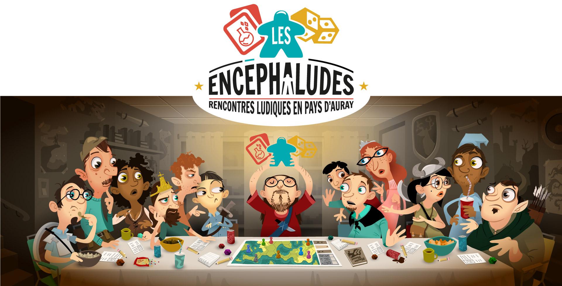 Les Encéphaludes